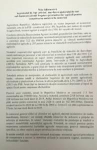 Propun acordarea ajutorului de stat sub formă de alocații bugetare unice producătorilor agricoli pentru compensarea accizului la motorină