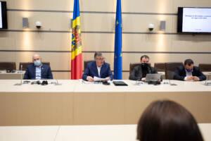 """Comisia specială a aprobat proiectul """"Strategiei de dezvoltare a sistemului de irigare 2030"""""""